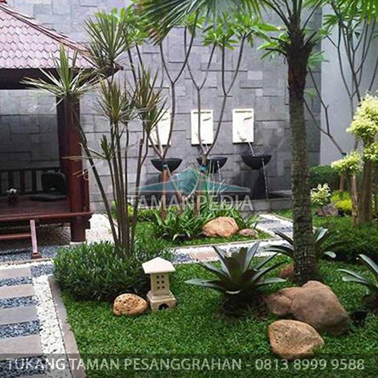 Tukang Taman Pesanggrahan Jakarta - Tamanpedia