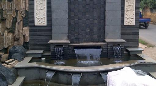 kolam taman pulo jakarta